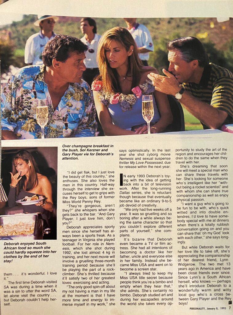 Deborah Shelton Interview Page 3
