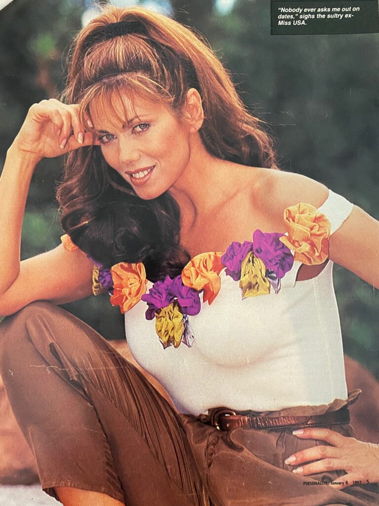 Deborah Shelton, Miss USA