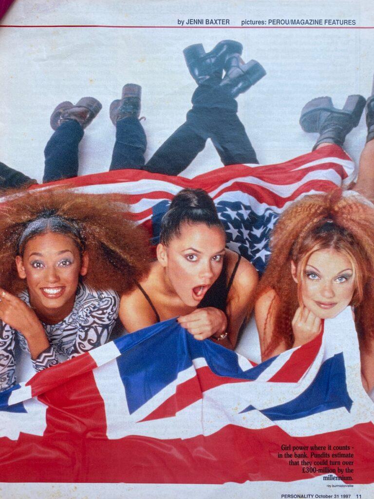 Spice Girls Interview